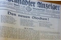 Seligenstädter Anzeiger 1925